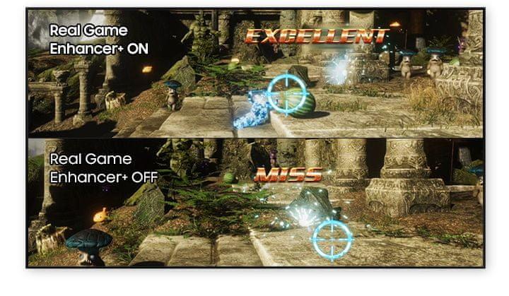 samsung telewizor qled 4K 2020 AMD FreeSync игры