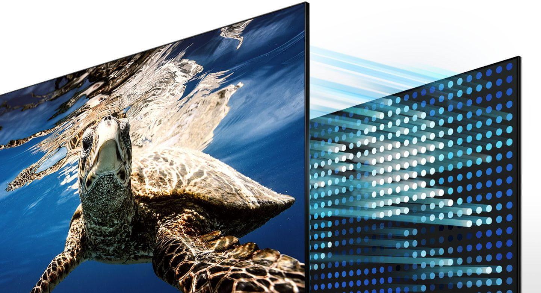 samsung tv televize qled 4K 2020 full array