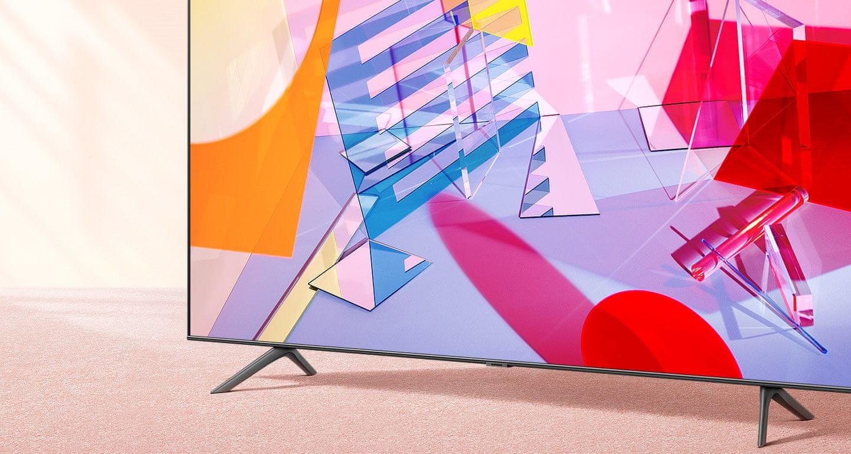 samsung tv televizor qled 4K 2020