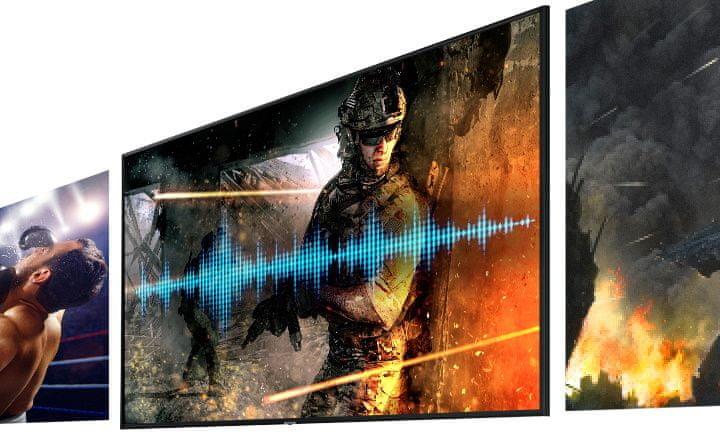 samsung tv televize 2020 gaming game enhancer