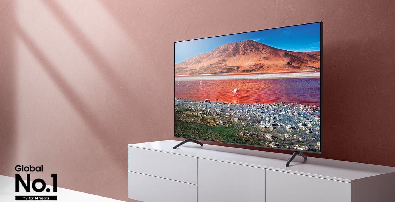 telewizor samsung tv 2020 кристал uhd