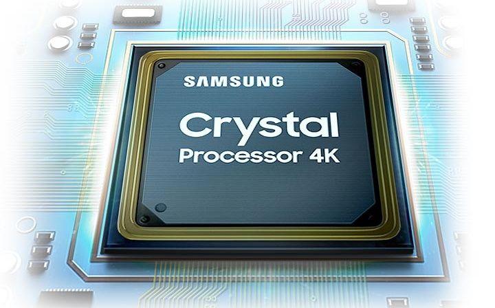 tv samsung tv 2020 процесор hdr кольори