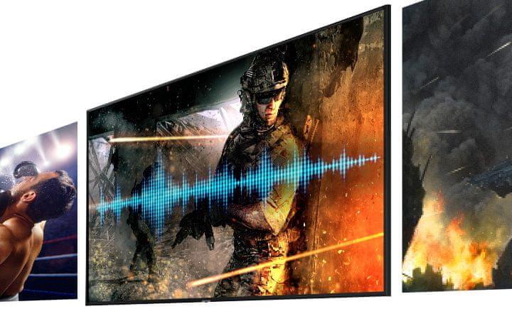 Підсилювач ігрових ігор Samsung tv 2020