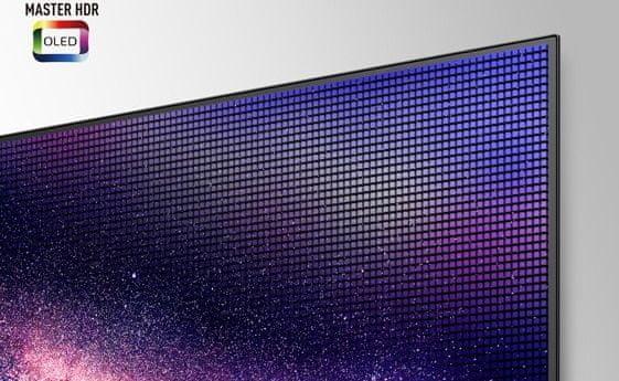 Panasonic OLED tv televízió 2020 Master HDR OLED