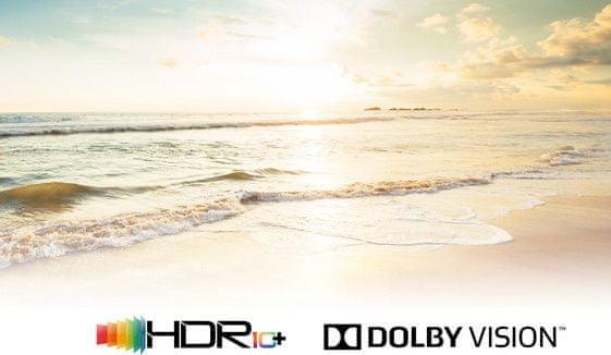 Panasonic 4K tv televízió 2020 HDR10+ Dolby Vision HLG