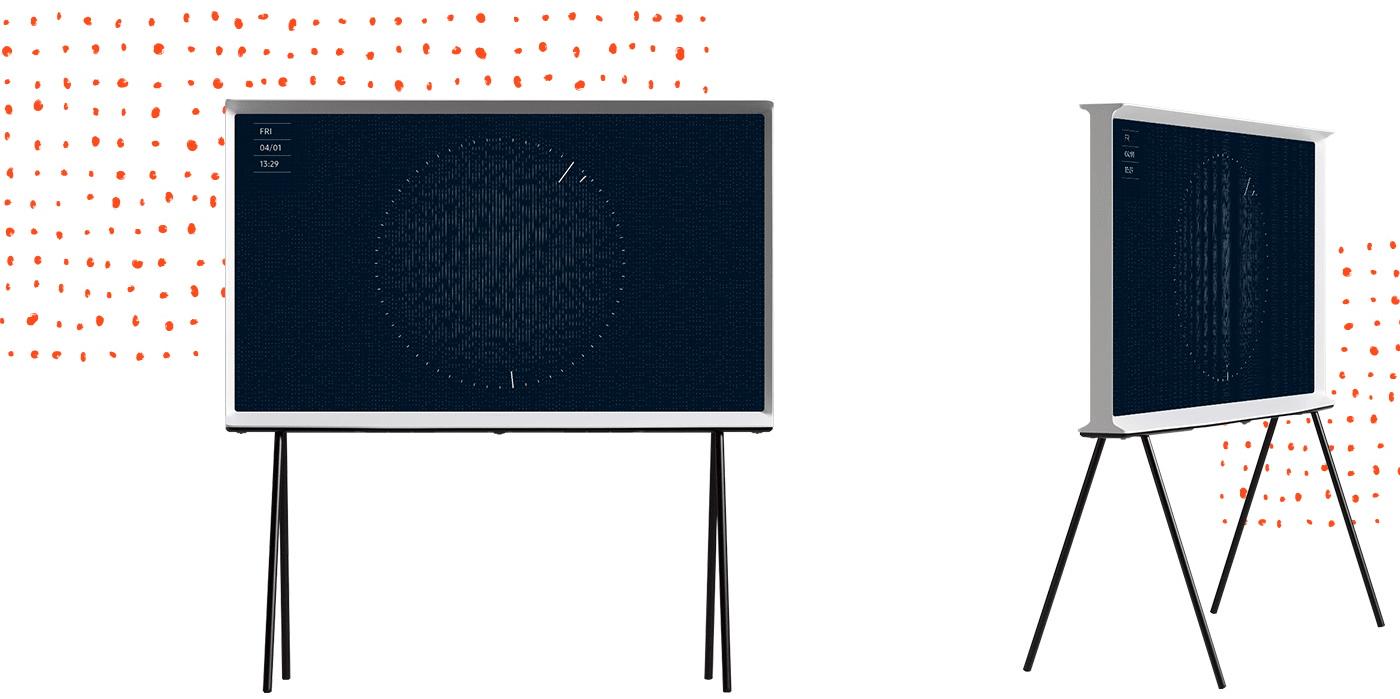 samsung tv televizor Serif