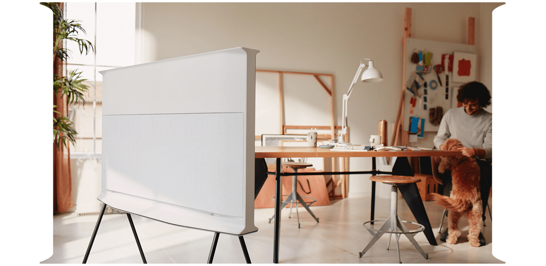 samsung tv televizor Serif edinstven dizajn