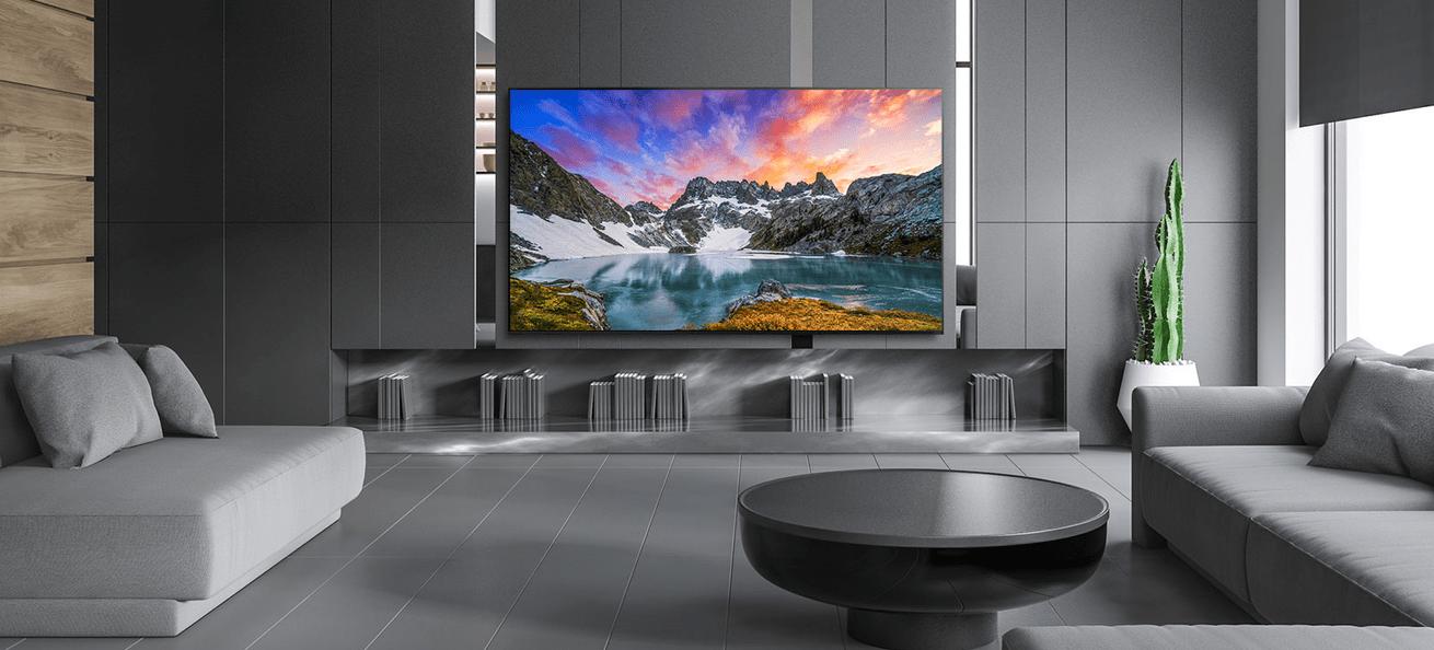 design LG NanoCell TV