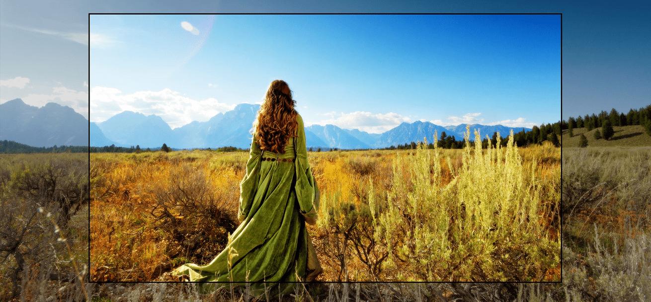HDR Dolby Vision lg TV 4K