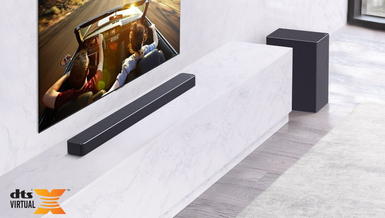 lg SN6Y soundbar DTS Virtual:X