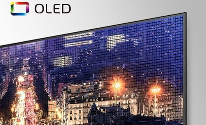 Panasonic OLED tv telewizor 2020 Master HDR OLED