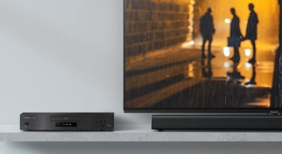 Panasonic soundbar 2.1k