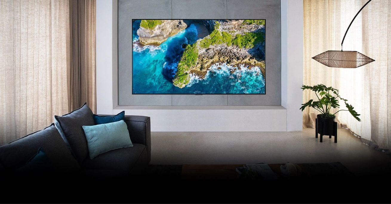 design LG OLED TV