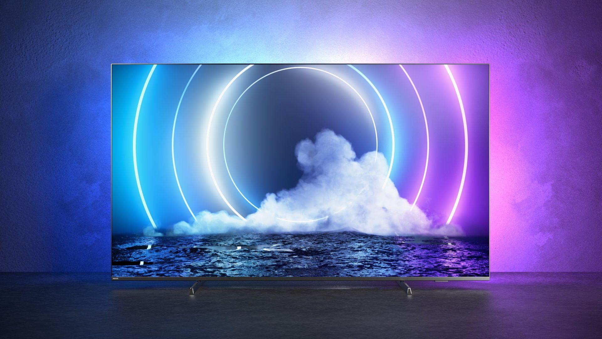 philips tv televize 2021 miniLED uhd 4K