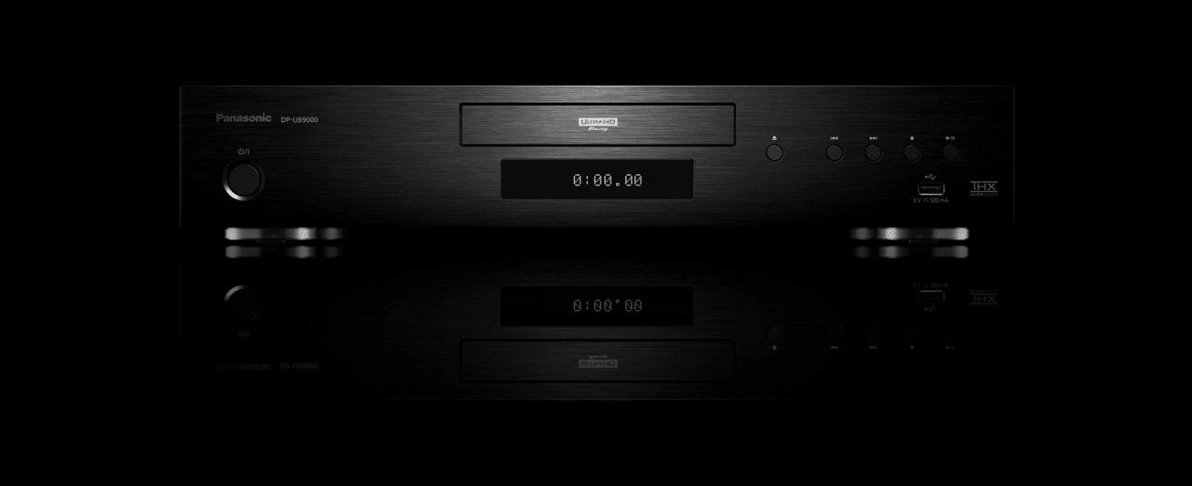 Panasonic BD 4K