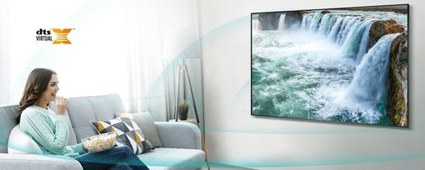 hisense tv televize  4K 2021 dts studio sound prostorový zvuk 3D