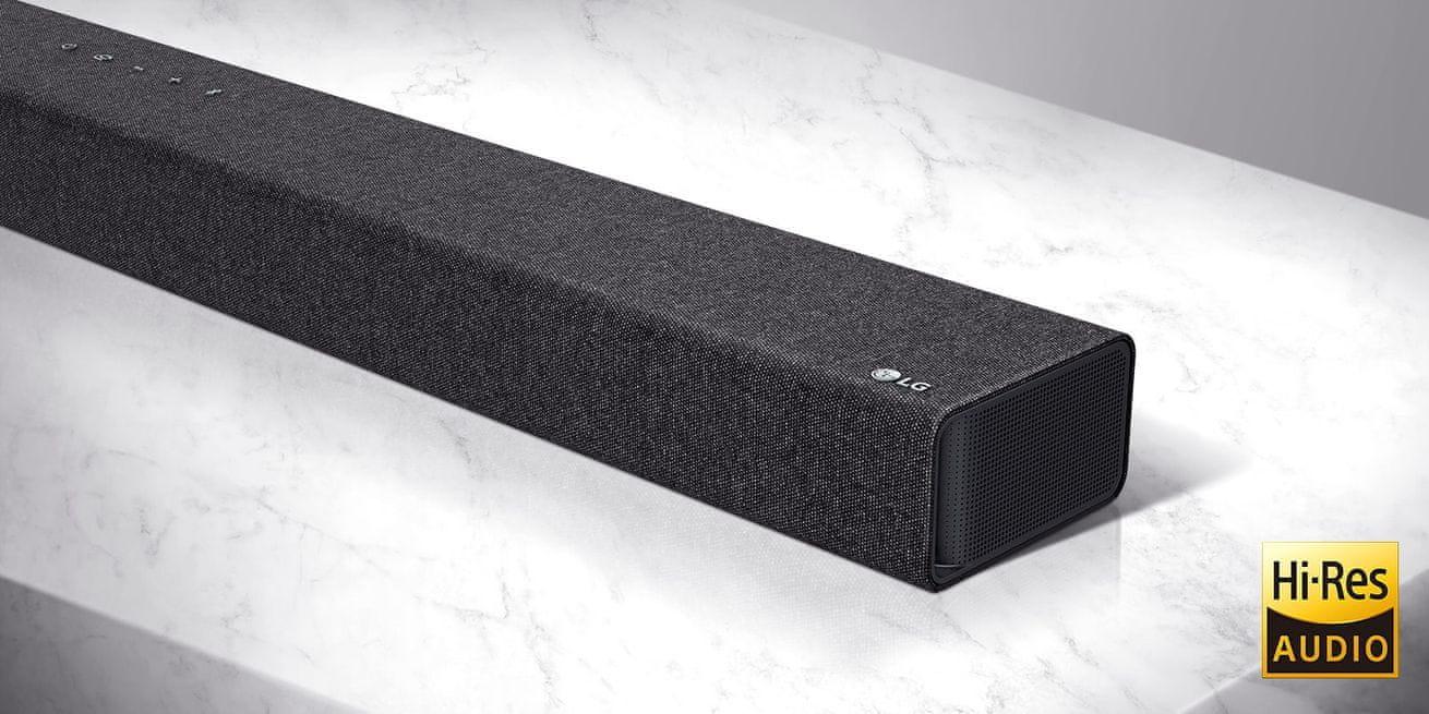 lg SP7 soundbar hi-res audio