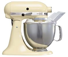 KitchenAid mešalnik Artisan, almond cream