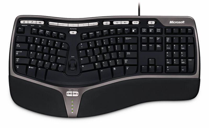 Microsoft Natural Ergonomic Keyboard 4000 CZ (B2M-00023)