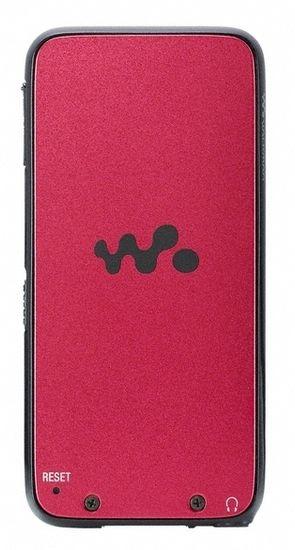 Sony WALKMAN NWZ-S638FR / 8GB (Red)