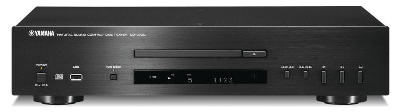 Yamaha CD-S 700 (Black)