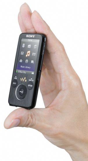 Sony NWZ-S738FB/8GB
