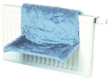 Cat-Gato radiatorska postelja za mačke, modra