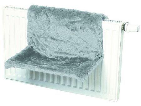 Cat-Gato radiatorska postelja za mačke-siva