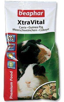 Beaphar hrana za morske prašičke X-traVital, 2,5 kg