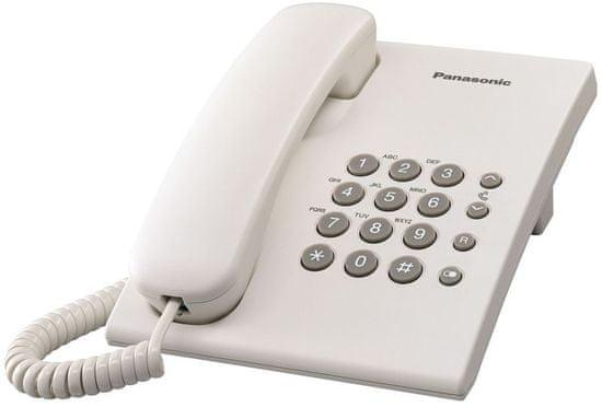 Panasonic Vrvični telefon KX-TS500FXW