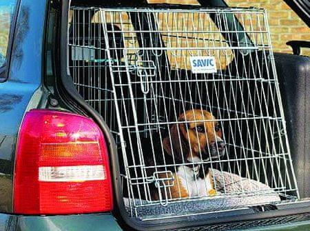 Savic Dog Residence szállító ketrec, Kicsi