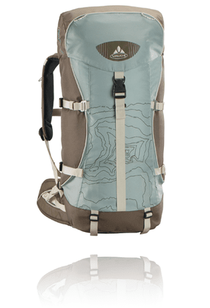 Vaude Crystal Rock 30+6 Polar/l.brown