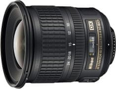 Nikon Nikkor AF-S DX 10-24 mm f/3,5-4,5 G + Cashback 2500 Kč!