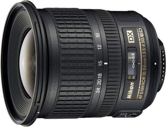 NIKON 10-24mm/f3,5-4,5G ED