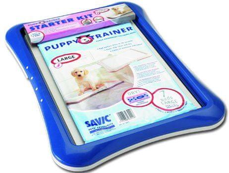 Savic toaleta + podložky Puppy Trainer