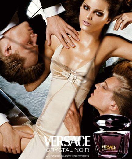 Versace Crystal Noir toaletna voda