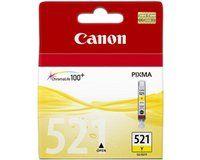 Canon CLI-521Y (2936B001), žlutá