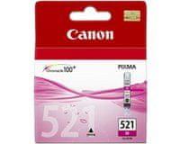 Canon CLI-521M (2935B001), purpurová