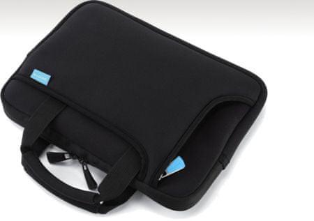 "DICOTA SmartSkin 10,2 ""- 12,1 '', Notebooktáska, Fekete"