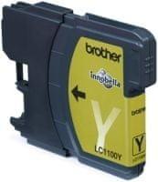 Brother LC-1100Y, žlutá