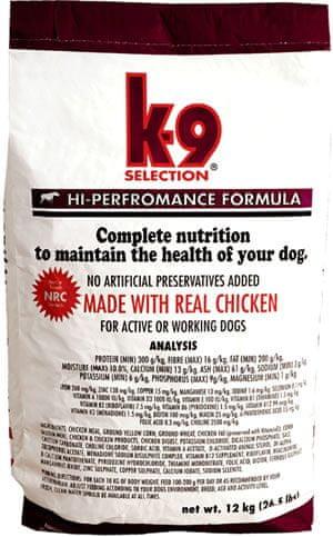 K-9 Hi Performance 20 kg