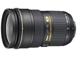 Nikon Nikkor AF-S 24-70mm f/2.8G ED + 2700 Kč od Nikonu zpět!
