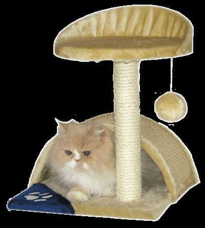 Cat-Gato Cat-Gato odpočívadlo velké + hračka