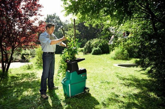 Bosch Zahradní drtič AXT 25 TC (0600803300) - rozbaleno