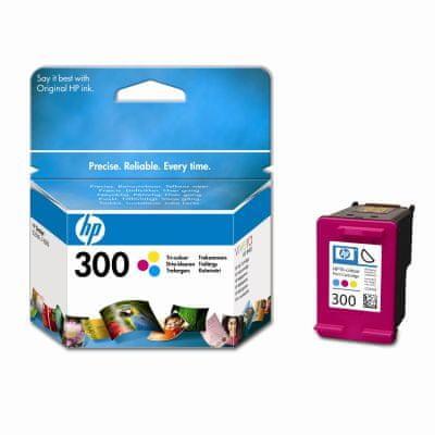 HP náplň č.300, barevná (CC643EE)