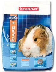 Beaphar hrana za morske prašičke CARE+, 1,5 kg