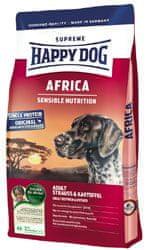 Happy Dog Supreme Sensible Africa Kutyaeledel, 12,5 kg