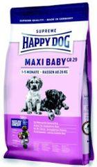 Happy Dog Supreme Maxi Baby GR29 Kutyaeledel, 15 kg