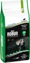 Bozita Robur Breeder & Puppy 15 kg
