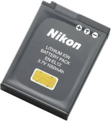 Nikon EN-EL12, akumulator